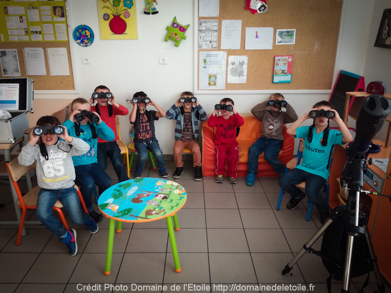Les interventions scolaires continues !