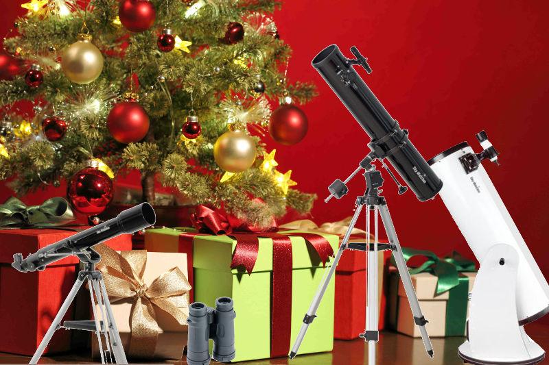 Papa, Maman, je veux un telescope pour Noel !