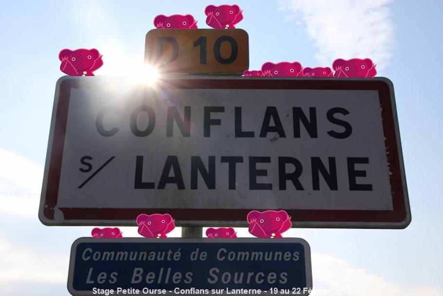 Stage Astronomie à Conflans sur Lanterne !