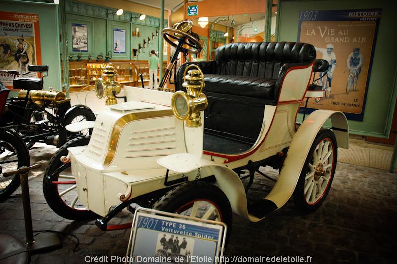 Le Musée de l'Aventure Peugeot