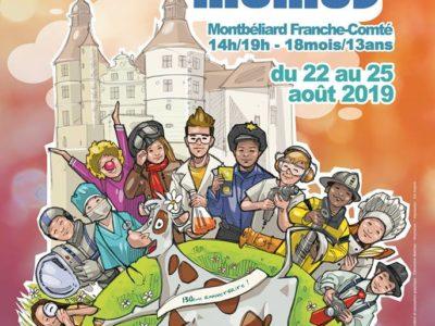 Le Domaine de L'Etoile au Festival des Mômes en Août 2019 !