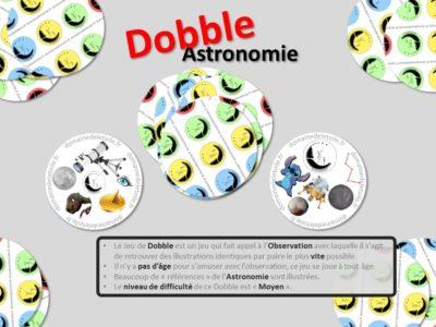 Le Dobble Astronomie