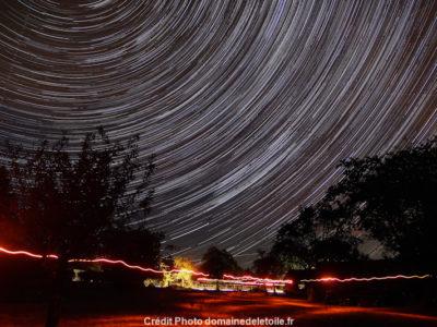 Nuitée Découverte des étoiles !