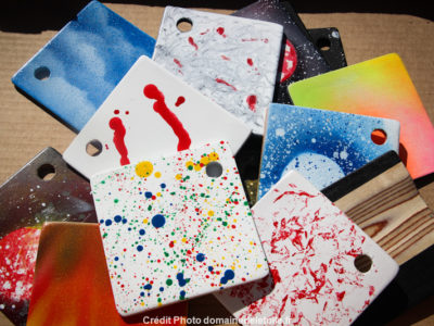 Le Space Painting !