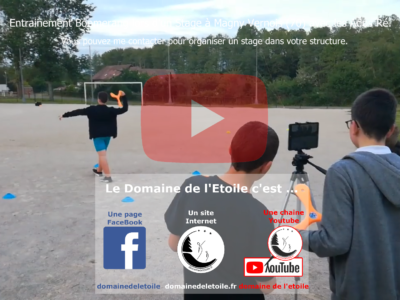 Entrainement Boomerang en vidéo !
