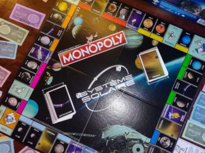 Le Monopoly du Système Solaire.