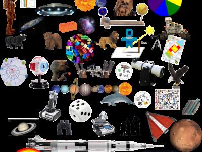 Tous nos Ateliers Astronomie