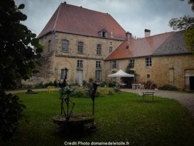 Stage Astronomie à l'Abbaye de Bithaine !